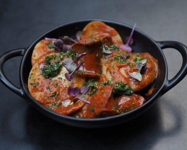 Simply Spanish Chorizo Potatoes