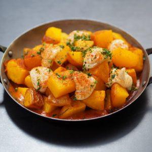Simplly Spanish Tapas Potato Bravas