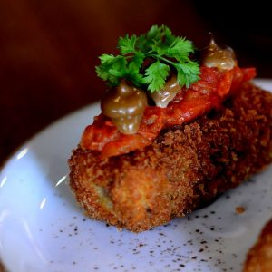 simply spanish croquettas of the day