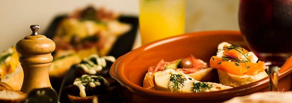 simply spanish breakfast tapas